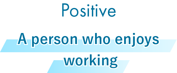 A person who enjoys working